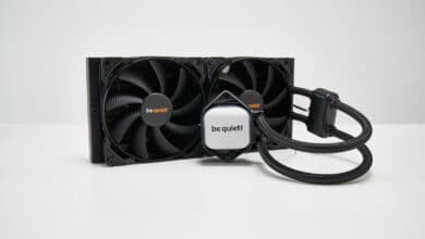 Photo of be quiet! Pure-Loop: AiO coolers in four different sizes