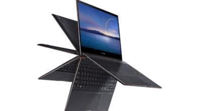 Photo of New Convertible Asus ZenBook Flip S presented at IFA 2020
