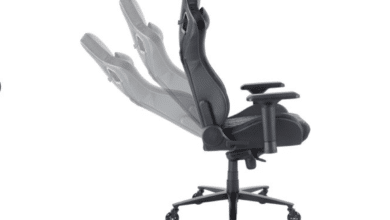 Photo of LC-GC-801BW: New gaming chair comes with great comfort