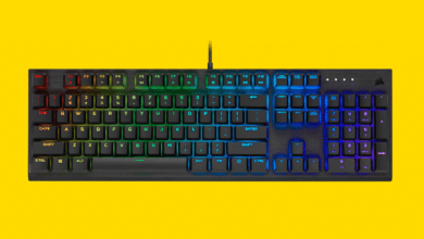 Photo of Corsair K60 RGB Pro: The first keyboard with viola switches