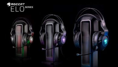 Photo of Roccat presents new Elo gaming headset series