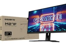 Photo of Gigabyte M27F and M27Q: announcement of new gaming monitors with special KVM button