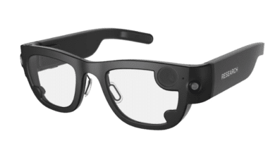 Photo of Facebook and Ray Ban work on smart glasses