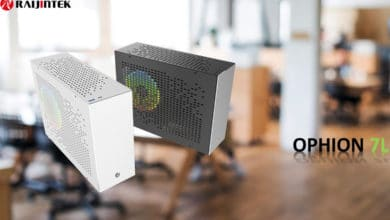 Photo of Raijintek Ophion 7L: New mini-ITX case with only 7 liters volume