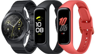 Photo of Samsung has introduced Galaxy Fit2 and Galaxy Watch3 Titan