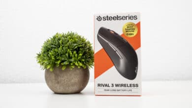 Photo of SteelSeries Rival 3 Wireless: The new wireless queen in test