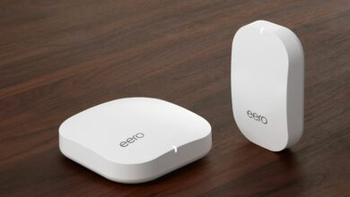 Photo of Wi-Fi 6 extension for the Amazon eero and eero Pro