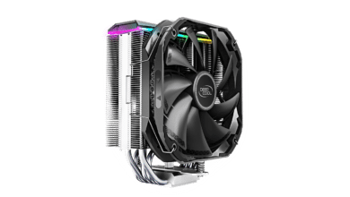 Photo of DeepCool has introduced the new AS500 and AS500 Plus CPU coolers