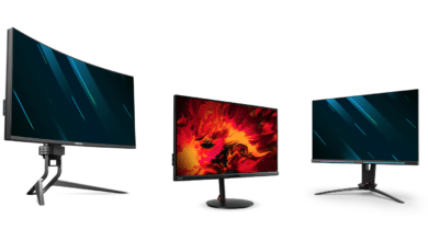 Photo of Acer expands its gaming monitor portfolio