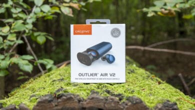 Photo of Outlier Air V2: The next generation of Creative's Wireless-In-Ears