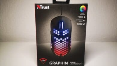 Photo of Trust GXT 960 Graphin – The ultralight eye-catcher in test