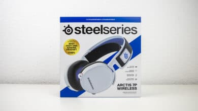 Photo of Well-known headset with a new coat of paint – The Arctis 7P in test