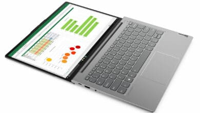 Photo of Lenovo: ThinkBook 13s Gen 2 with new processor and WQXGA display