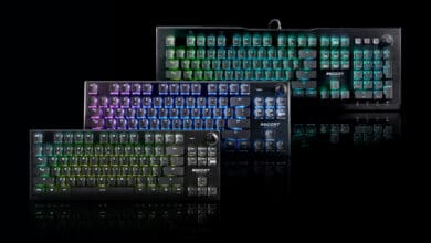 Photo of Roccat presents new keyboards with optical switches