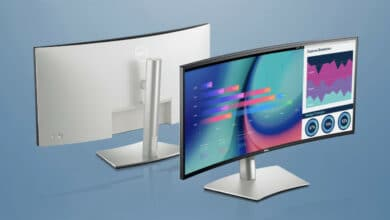 Photo of U3421WE and U2421E: Dell introduces two new monitors