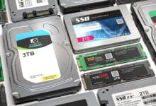 Photo of The different types of SSDs