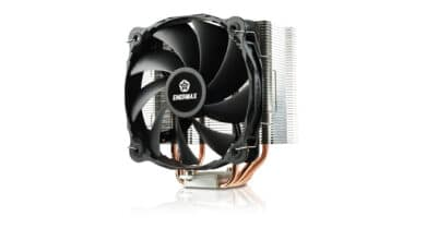 Photo of Enermax ETS-F40: CPU cooler with a cooling capacity up to 200 Watt