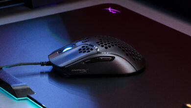 Photo of New HyperX Pulsefire Haste Gaming Mouse