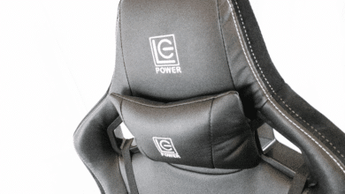 Photo of LC-Power Gaming Chair 801BW: Looks noble, but plays in the middle class