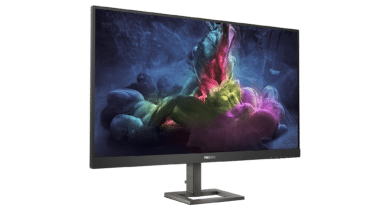 Photo of Philips E-Line: Two new gaming monitors for PC