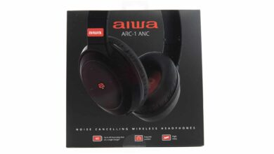 Photo of Aiwa Arc-1 ANC: Headphones with a special note Sound