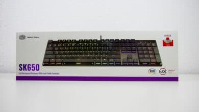 Photo of Cooler Master SK650: The big sister of the SK series