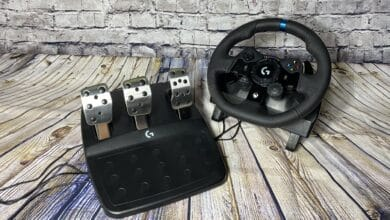 Photo of Logitech G923 TRUEFORCE – The true power of the race track at home!