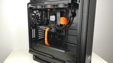 Photo of be quiet! silent base 802 – silent or airflow operation, the choice is yours