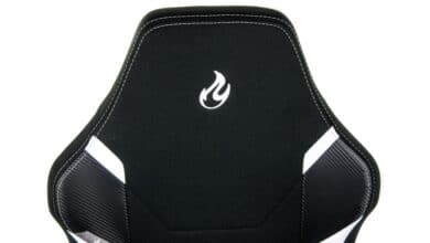 Photo of Nitro Concepts X1000: A gaming chair for broad people