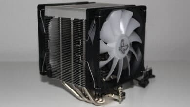 Photo of Scythe Mugen 5 ARGB PLUS – big CPU cooler with RGB in test