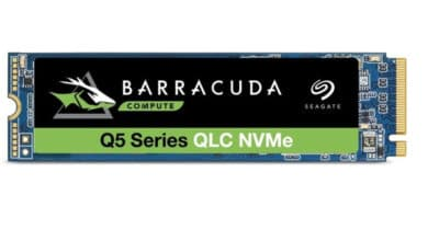 Photo of Seagate Barracuda Q5 comes with QLC and NVMe