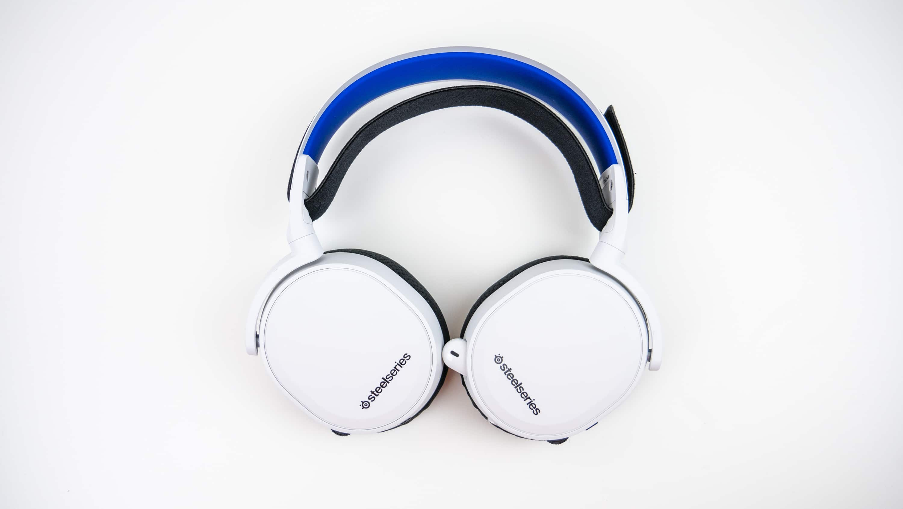 Well-known headset with a new coat of paint - The Arctis 7P in test
