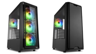 Photo of Colorful yet stylish: The new ATX cases from Sharkoon, SK3 RGB & TK4 RGB