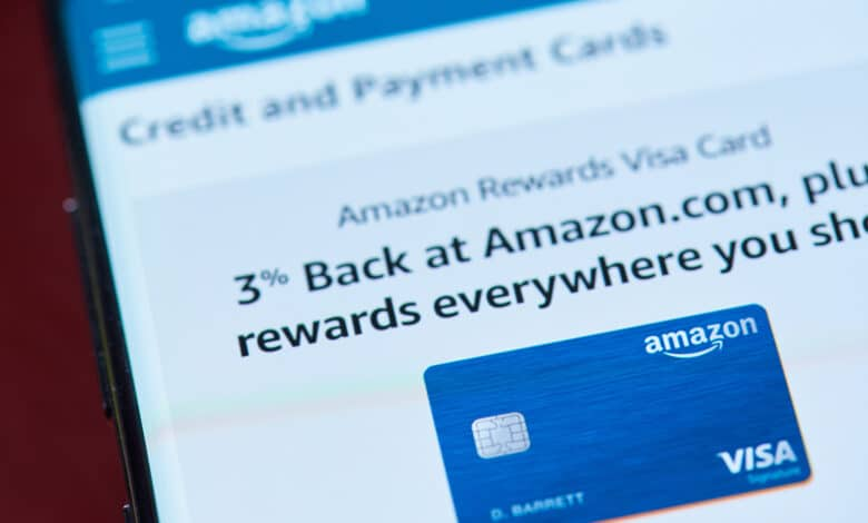 Amazon Visa card now also with Google Pay function