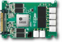 Photo of SMI SSD controller SM8266 has 16 channels and 6.5 GB/s over PCIe 4.0