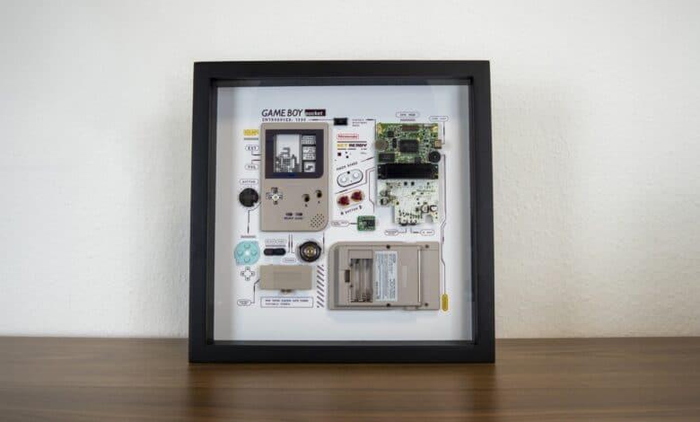 GridStudio GRID Game Boy Pocket
