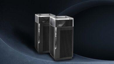 ASUS ZenWiFi Pro ET12 und XT12