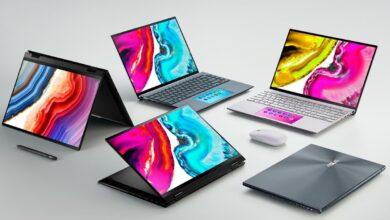 ASUS Zenbook 14X OLED und Zenbook 14 Flip OLED