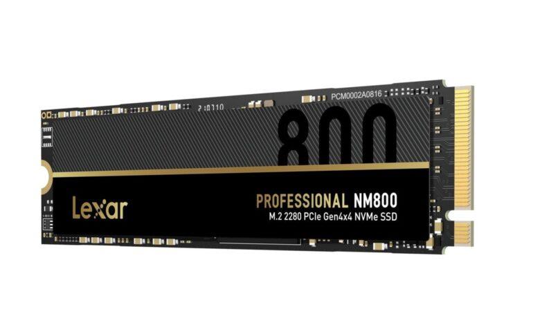 Lexar Professional NM800