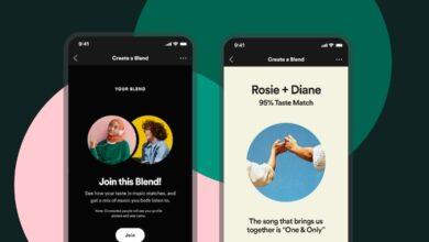 Spotify Blend