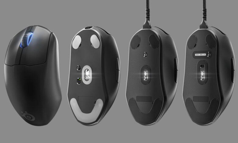 SteelSeries Prime Mini und Prime Mini Wireless