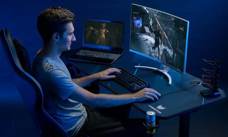 Acer Predator Gaming Desk