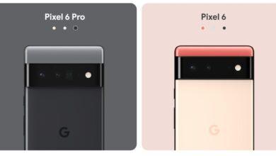 Google Pixel 6 Pro Pixel 6