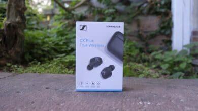 Sennheiser CX Plus True Wireless Test